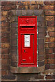 SO6299 : Victorian postbox by Ian Capper