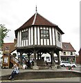 TG1101 : Wymondham - Market Cross by Colin Smith