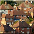 SK5940 : Nottingham roofscape by Alan Murray-Rust