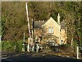 SK5939 : Crossing keeper's cottage, Colwick Crossing by Alan Murray-Rust