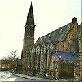 SE2835 : Former Headingley Hill URC, south side by Stephen Craven