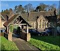 SO7875 : Lych gate along Westbourne Street, Bewdley by Mat Fascione