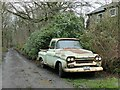 SE2344 : Old Chevvy on Cabin Road by Stephen Craven