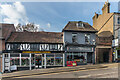TL1407 : 12 - 16 Holywell Hill by Ian Capper