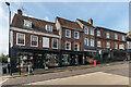 TL1407 : 26 - 34 Holywell Hill by Ian Capper
