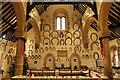 SK8608 : Oakham Castle, Great Hall by Richard Croft