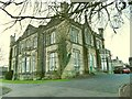 SE1646 : The Grange, Burley-in-Wharfedale by Stephen Craven