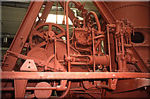 NT2276 : National Museums Collection Centre, Granton - steam navvy by Chris Allen