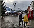 SO5174 : Castle Square at Ludlow by Mat Fascione