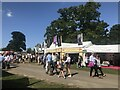 TF0406 : Visitors and trade stands at Burghley Horse Trials by Jonathan Hutchins