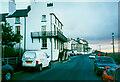 SJ2778 : Balcony House, The Parade, Parkgate by Humphrey Bolton