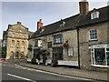 SP4416 : The Punchbowl Inn, Woodstock by Jonathan Hutchins