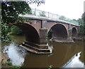 SO7361 : Ham Bridge by Mat Fascione