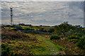 SZ5778 : Ventnor : Bonchurch Down by Lewis Clarke