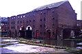 SJ8397 : The derelict Merchants' Warehouse, Castlefield by Chris Allen