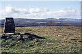 NY7729 : Summit area of Meldon Hill by Trevor Littlewood