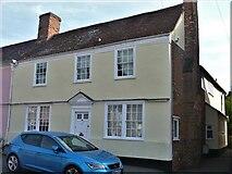 TL7835 : Castle Hedingham houses [2] by Michael Dibb