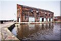 SE7423 : Goole Docks, Warehouse 19, in 1980 by Trevor Littlewood