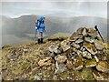 NG4222 : The summit of Sgùrr nan Gobhar by David Medcalf
