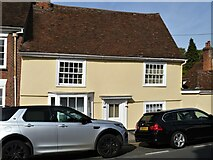 TL7835 : Castle Hedingham houses [6] by Michael Dibb
