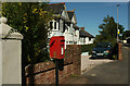 SX7960 : Postbox, Plymouth Road, Totnes by Derek Harper