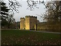 ST5545 : Gatehouse to Bishop's Palace, Wells by Jonathan Hutchins