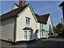 TL7835 : Castle Hedingham houses [19] by Michael Dibb