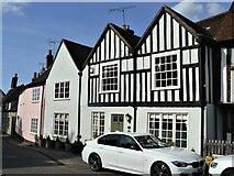 TL7835 : Castle Hedingham houses [22] by Michael Dibb