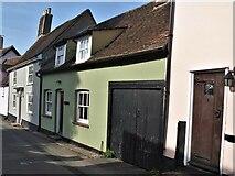 TL7835 : Castle Hedingham houses [26] by Michael Dibb