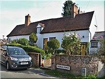 TL7835 : Castle Hedingham houses [34] by Michael Dibb