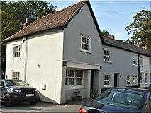 TL7835 : Castle Hedingham houses [37] by Michael Dibb