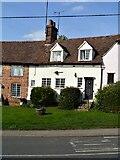 TL7835 : Castle Hedingham houses [40] by Michael Dibb