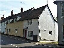 TL7835 : Castle Hedingham houses [47] by Michael Dibb