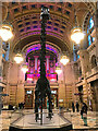 NS5666 : Dippy the Diplodocus at Kelvingrove Museum and Art Gallery by Alison Nugent