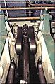 NZ5133 : Paddle steamer Wingfield Castle, Hartlepool - engine by Chris Allen