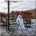 J5080 : Snowman, Bangor by Rossographer