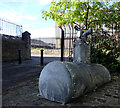 "SE1437 : ""Submarine"". Aire Sculpture Trail by habiloid"