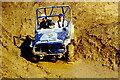 ST4328 : Off Roading, Low Ham, Somerset 1997 by Ray Bird