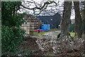 NJ3258 : Dipple Farm by Anne Burgess