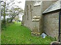 NY1353 : West end of St. Paul's Church, Holme Low by Adrian Taylor