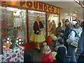 SJ9494 : Poundco opening by Gerald England
