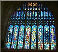 SJ4066 : The West Window of Chester Cathedral by Gerald England