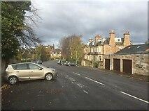 NT2572 : Lauder Road by Richard Webb