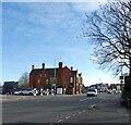 SJ8892 : Wellington Road North, Heaton Chapel by Gerald England