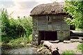 R4561 : Horizontal Mill at Bunratty Folk Park - May 1994 by Jeff Buck