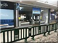 SU6352 : Sleep Well - Loddon Mall by Sandy B