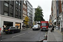 TQ2981 : Great Portland St by N Chadwick