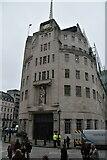 TQ2881 : Broadcasting House by N Chadwick