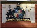 SP0587 : Birmingham Coat of Arms by Philip Halling