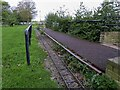 TQ7869 : Platform by the miniature railway at the Strand by Steve Daniels